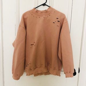 BRAND NEW Honey Punch Sweatshirt